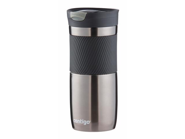 Contigo Snapseal Byron 16 Insulated Mug 470ml, gunmetal
